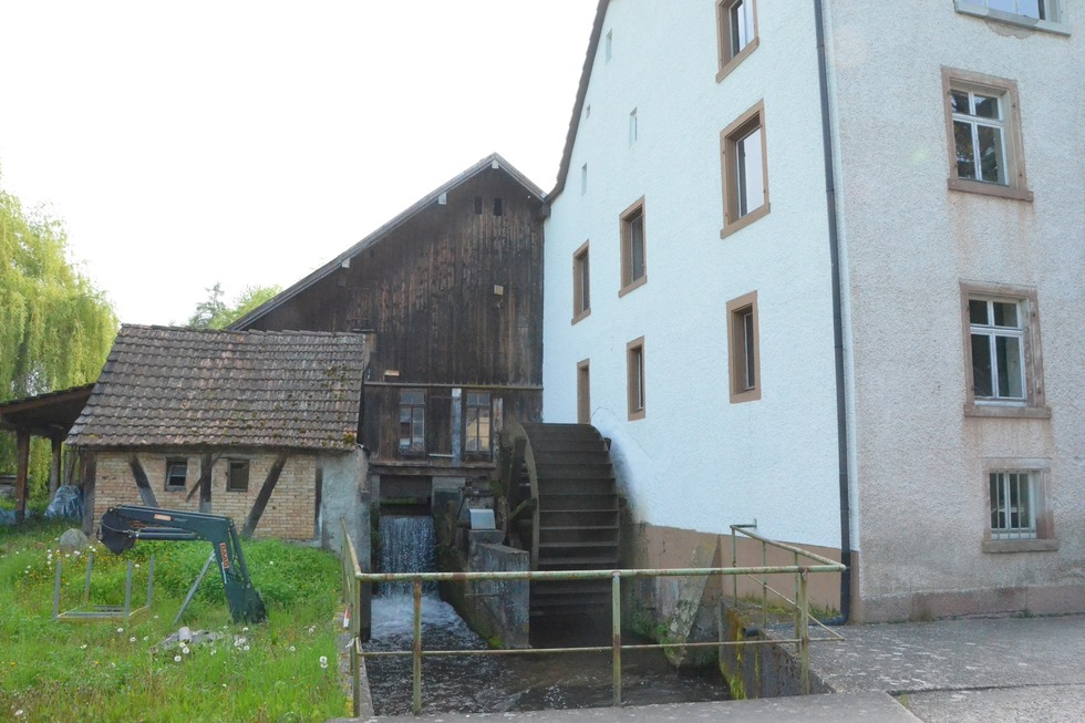 Zur Hofmühle (Wollbach) - Kandern