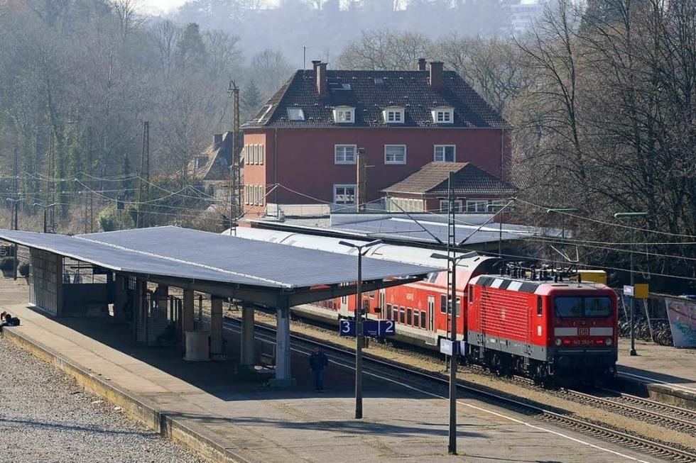 Bahnhof (Wiehre) - Freiburg
