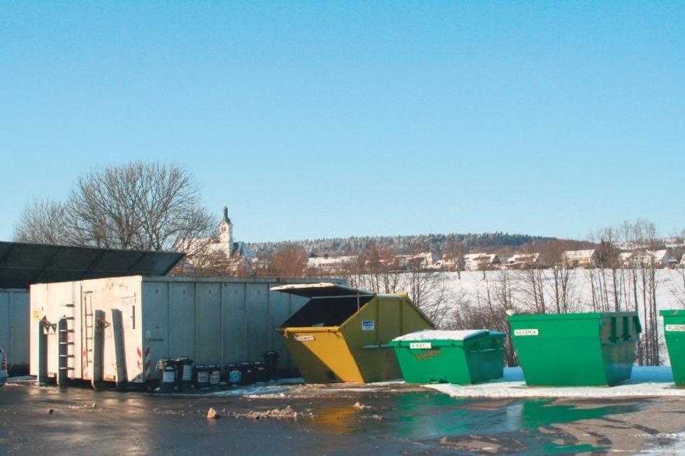 Recyclinghof - Görwihl