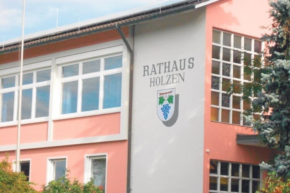 Rathaus Holzen - Kandern