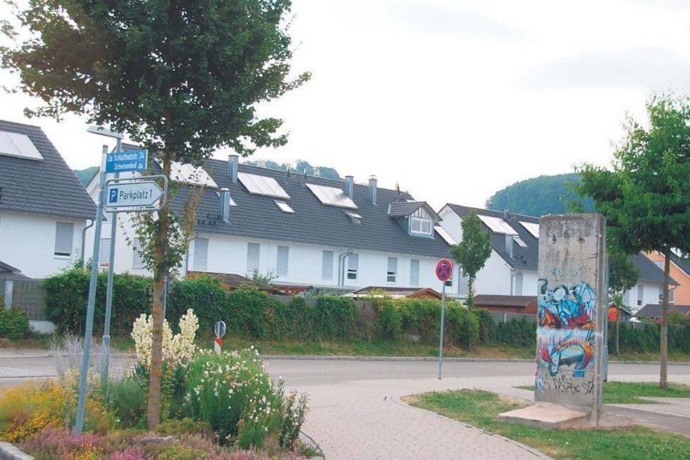 Wohngebiet Schlattholz - Schopfheim