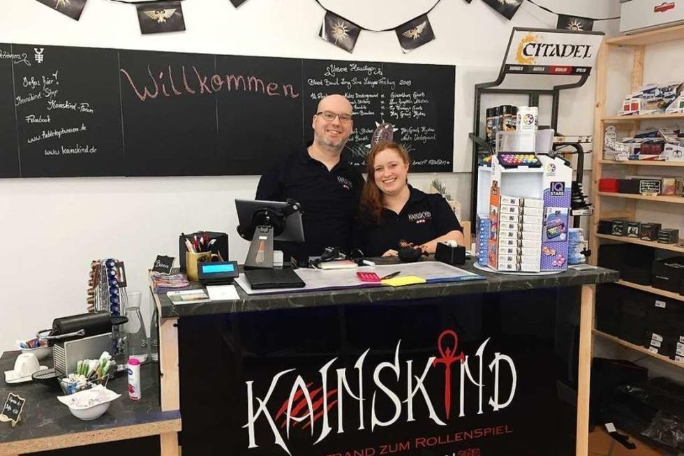 Kainskind Spielefachhandel - Freiburg