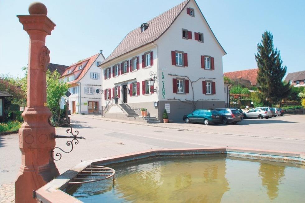 Restaurant La Vigna (Laufen, geschlossen) - Sulzburg