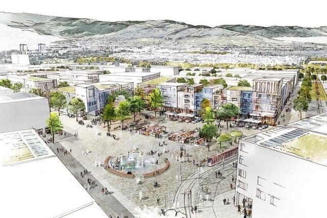 Warum fast alle Fraktionen hinter dem neuen Stadtteil Dietenbach stehen