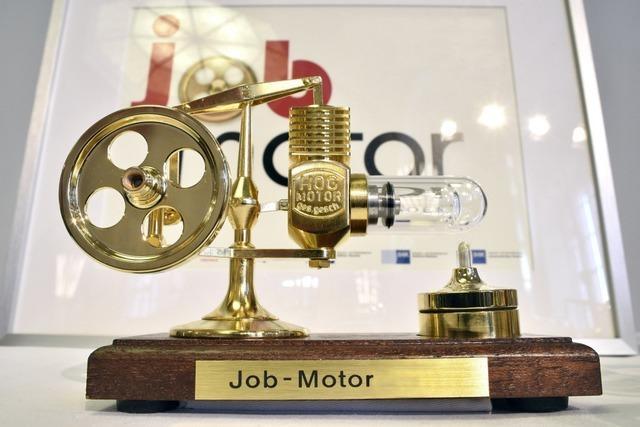 Die Badische Zeitung und ihre Partner suchen Südbadens Jobmotoren