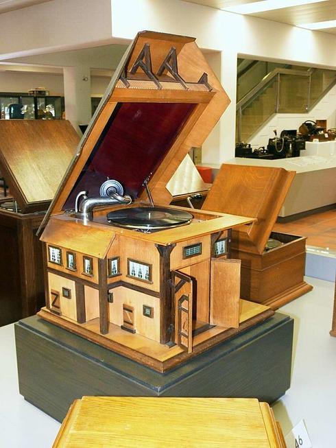 Phonomuseum - Sankt Georgen