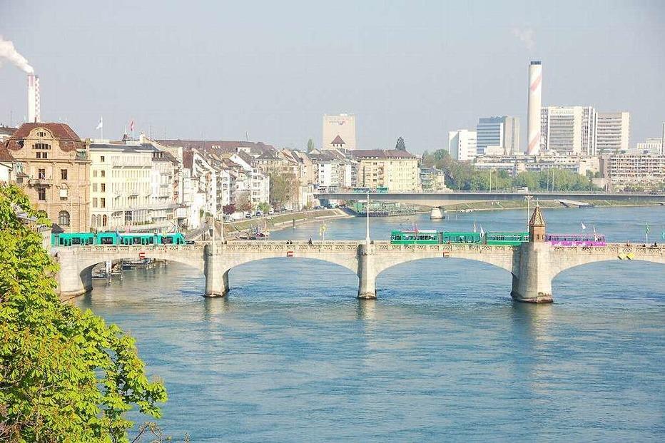 Innenstadt - Basel
