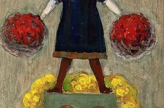 Eine Ausstellung zum 100. Todestag des Ortenberger Malers Ernst Berg
