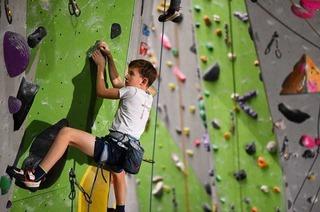 Klettern wird als Sport immer beliebter – Olympia ist ein Grund