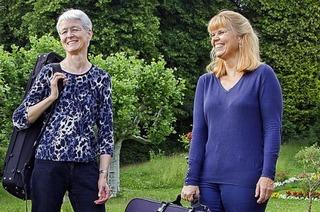 Das Humboldt-Quartett konzertiert in Riegel und Emmendingen