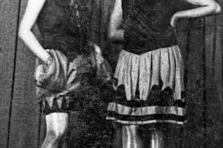 """Patricia Reister spricht im Weiler Museum am Lindenplatz im Rahmen der Zeitenwende-Ausstellung zum Thema """"Die neue Frau"""""""
