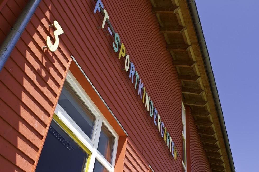 FT-Sportkindergarten (Rieselfeld) - Freiburg