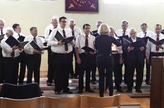 Jubiläum der Chorgemeinschaft in Vögieheim