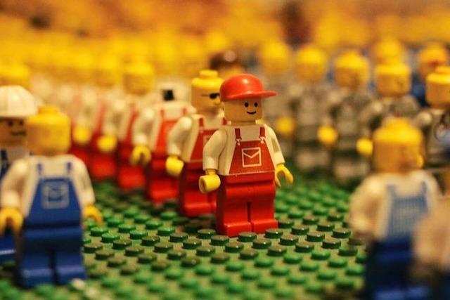 Warum die Wohnung eines Teninger Fensterbauers voller Lego steht