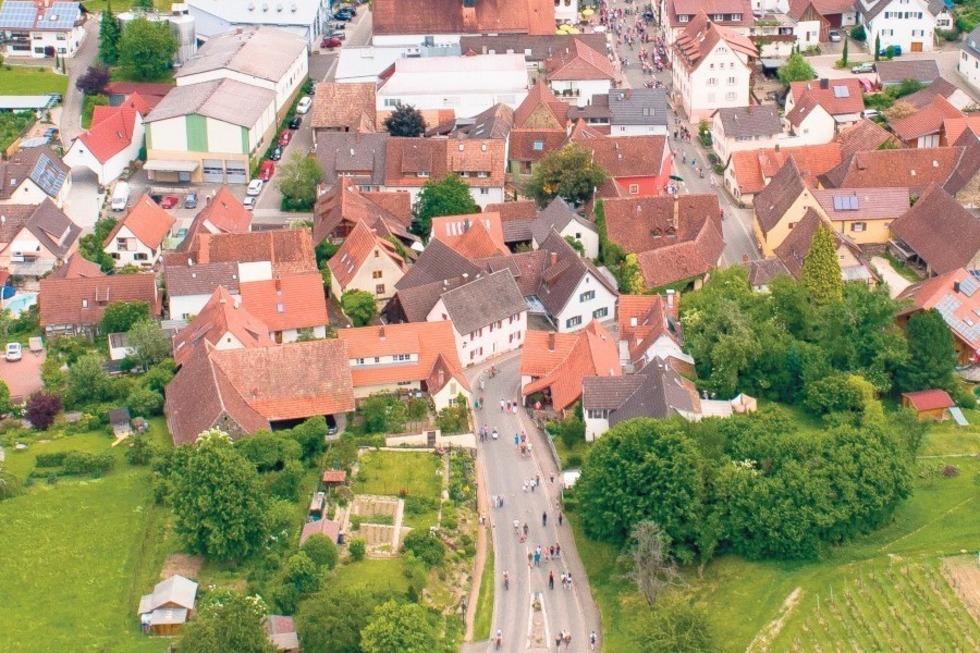 Ortsteil Britzingen - Müllheim