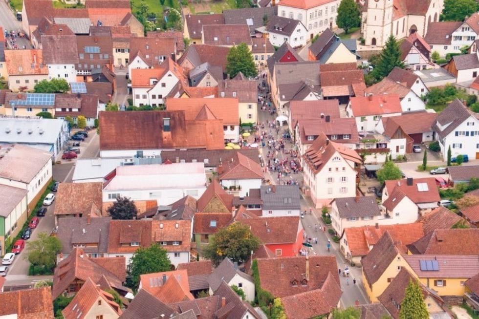 Ortskern Britzingen - Müllheim