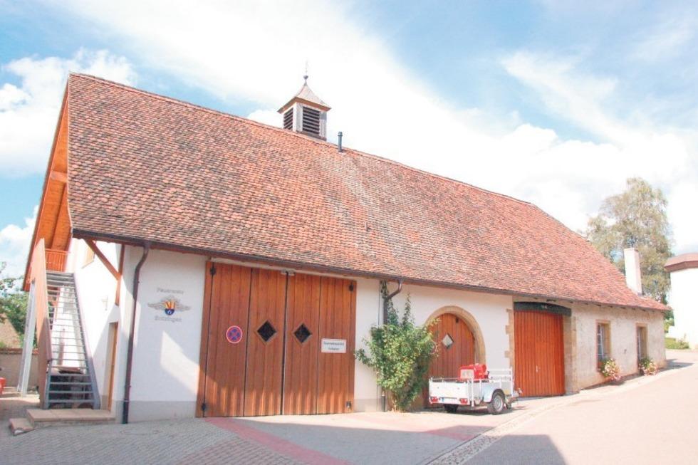Feuerwehrgerätehaus Britzingen - Müllheim