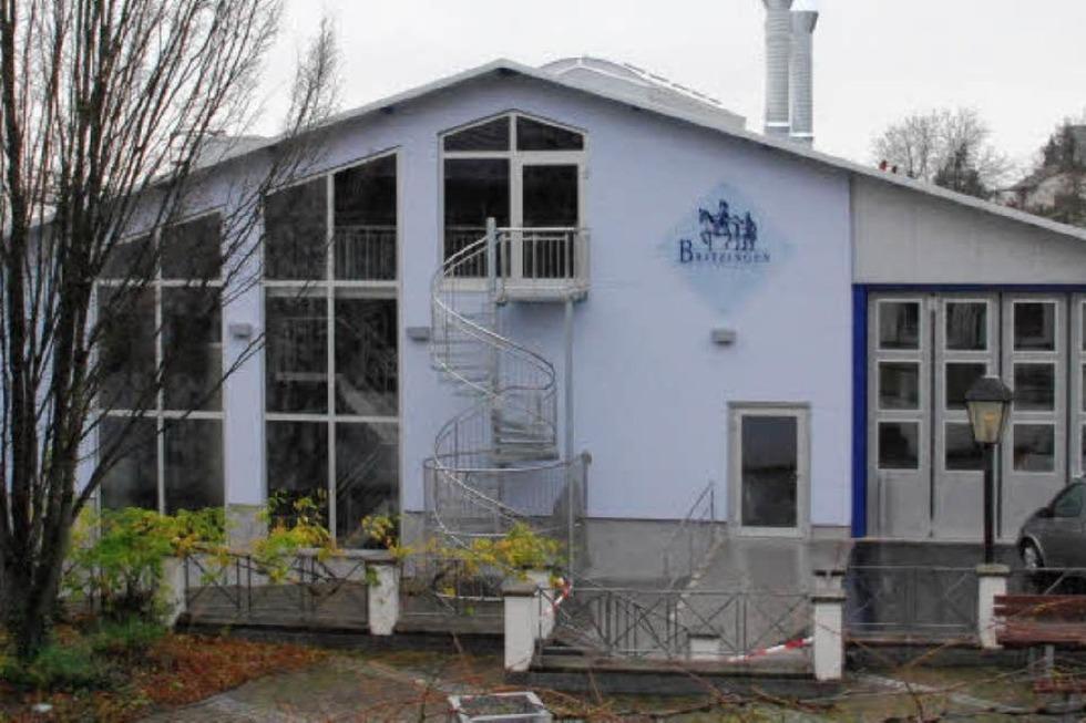 Kelterhalle (Britzingen) - Müllheim