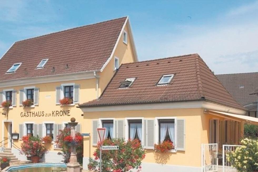 Gasthaus zur Krone (Britzingen) - Müllheim