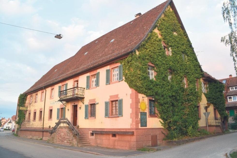Gasthaus Sonne Ottoschwanden (geschlossen) - Freiamt