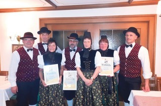 Proberaum Trachtengruppe Breitnau