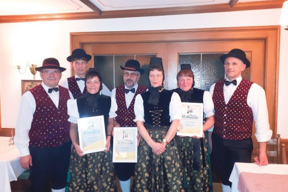 Proberaum Trachtengruppe Breitnau - Breitnau