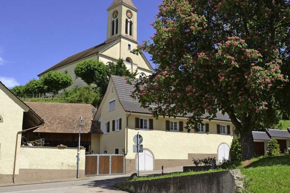Evangelische Kreuzkirche - Auggen