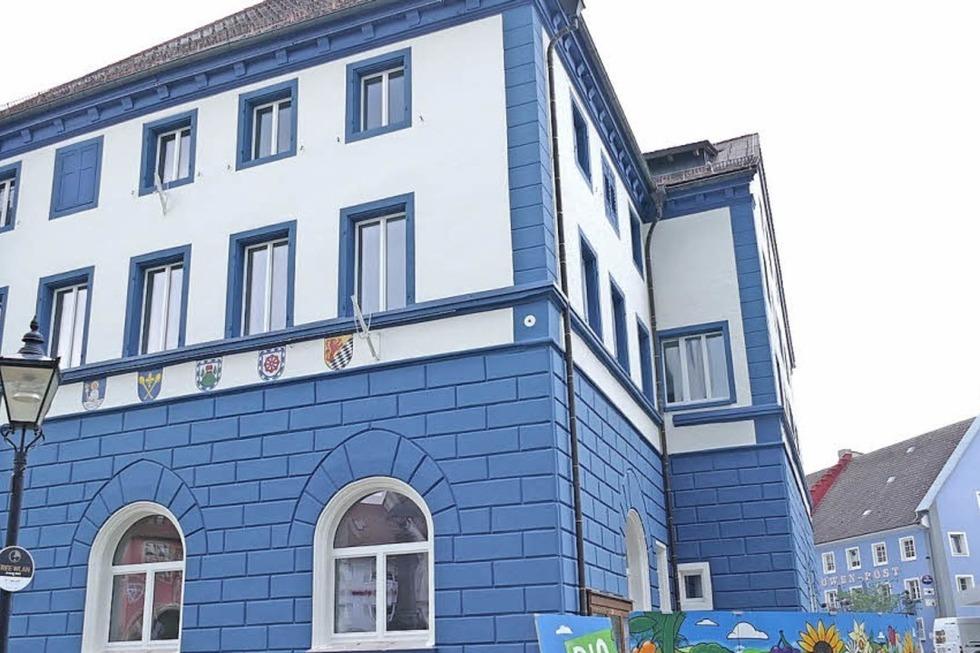 Rathaus Löffingen - Löffingen