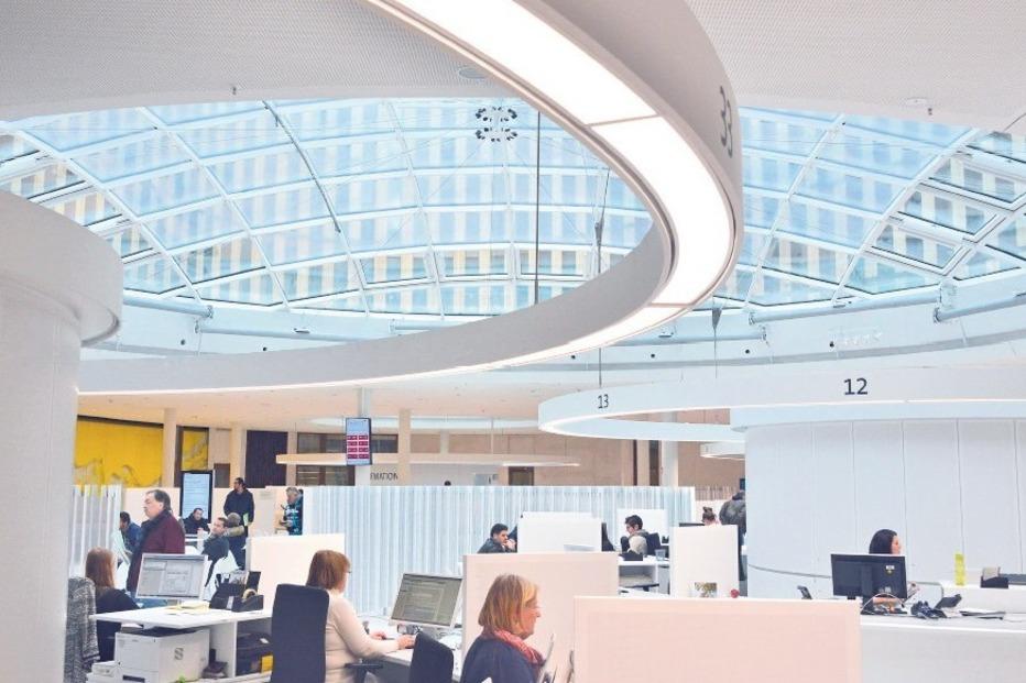 Bürgerservicezentrum - Amt für öffentliche Ordnung - Freiburg