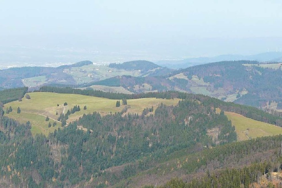 Breitnauer Kopf - Münstertal