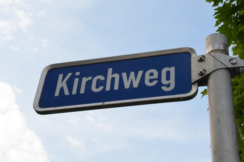 Kirchweg - Wittnau