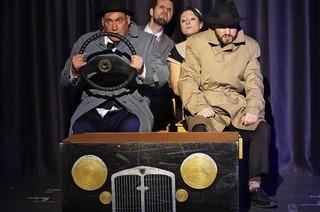 Theater im Steinbruch in Emmendingen