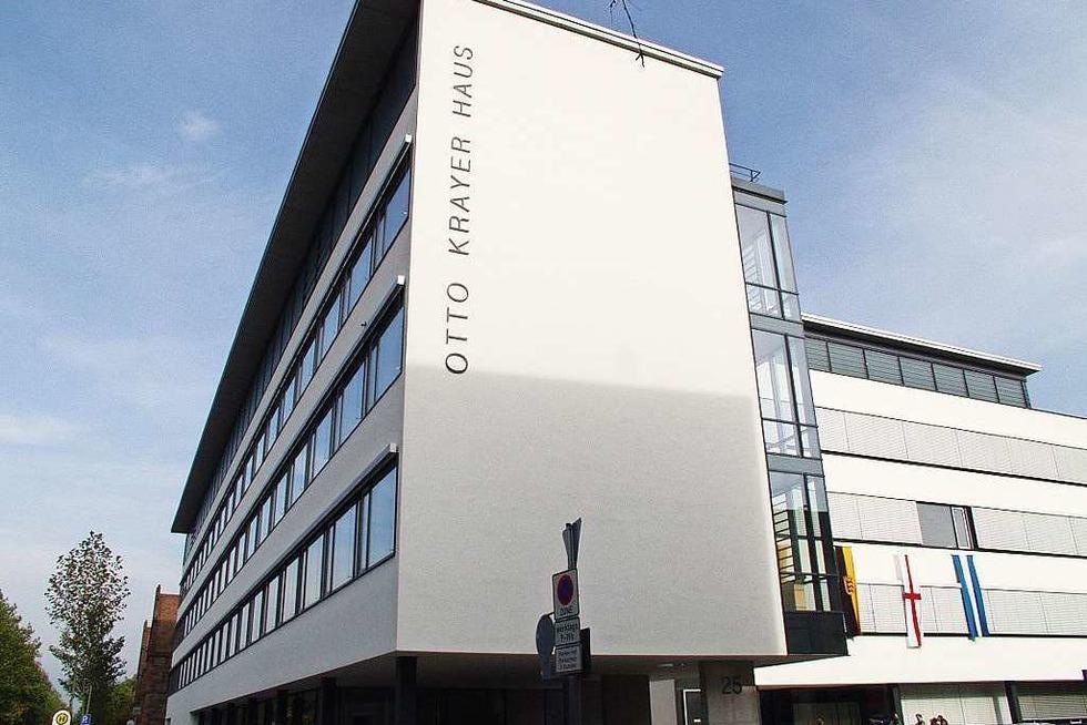 Otto-Krayer-Haus der Universität - Freiburg