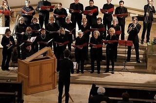 Kammerchor Rheinfelden mit Instrumental-Ensemble und Chorälen in Nollingen