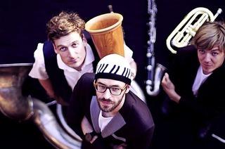 """Jazz-Pianist David Helbock mit seiner Band """"Random Control"""" im Forum Merzhausen"""