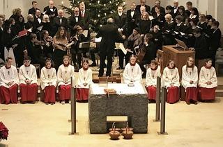 Abendfüllender Mozart. Kirchenchor St. Urban in Herdern gibt Konzert unterstützt von Orchester und Solisten
