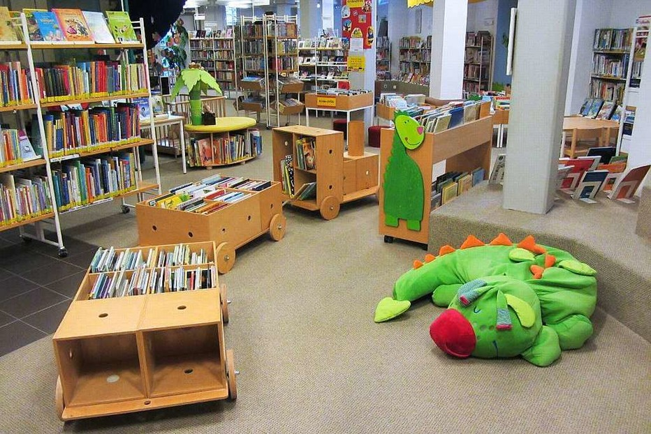 Stadtbibliothek - Weil am Rhein