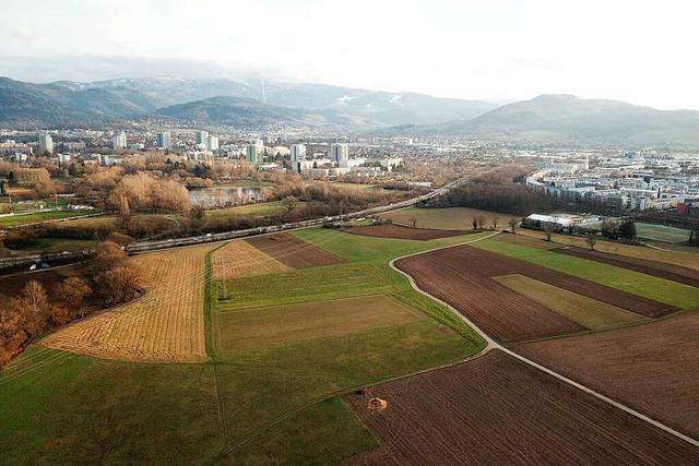 Fragen und Antworten rund um den geplanten Stadtteil Dietenbach