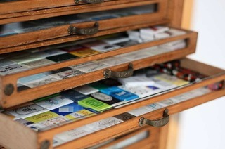 Ein ehemaliger Waldkircher Drogist besitzt 6000 verschiedene Seifen