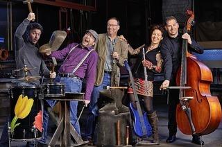Pop-Jazz mit der Band Rare Tulpe in Waldkrichs Theater am Kastelberg