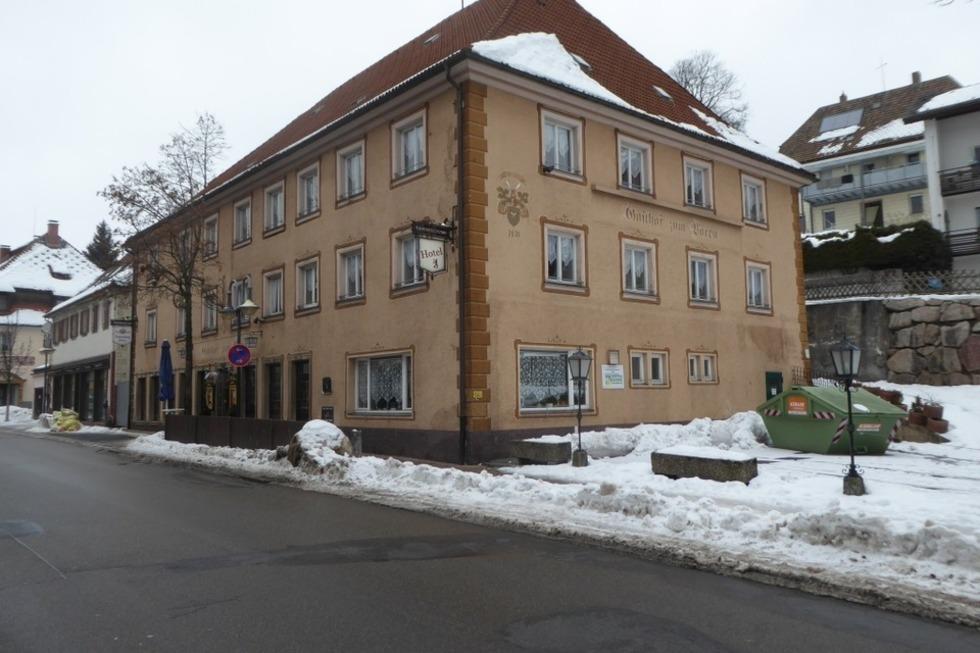 Gasthaus Bären (Neustadt) - Titisee-Neustadt