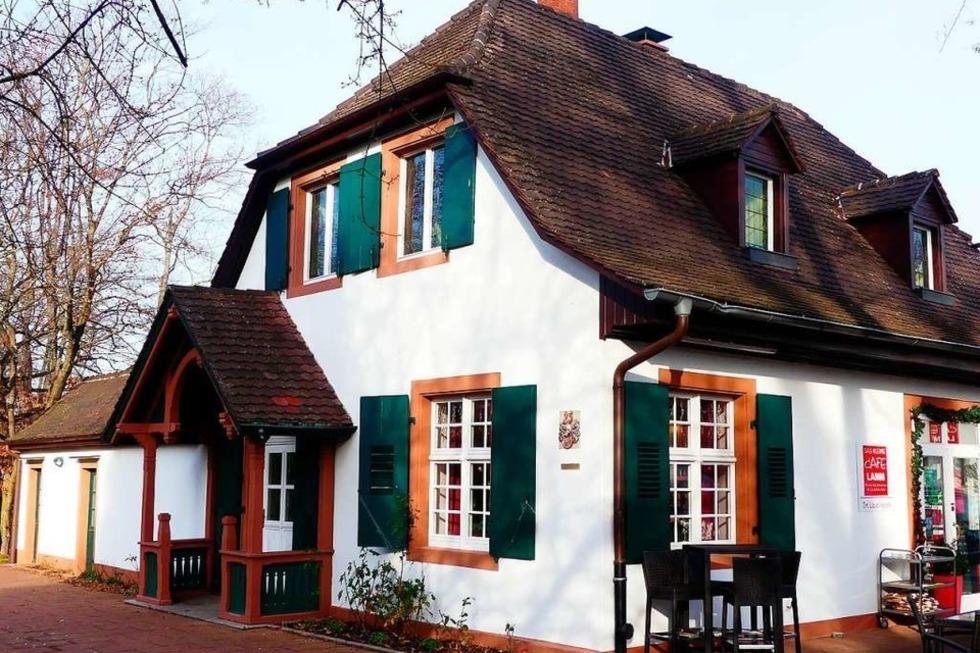 Das kleine Cafe Lamm - Weil am Rhein