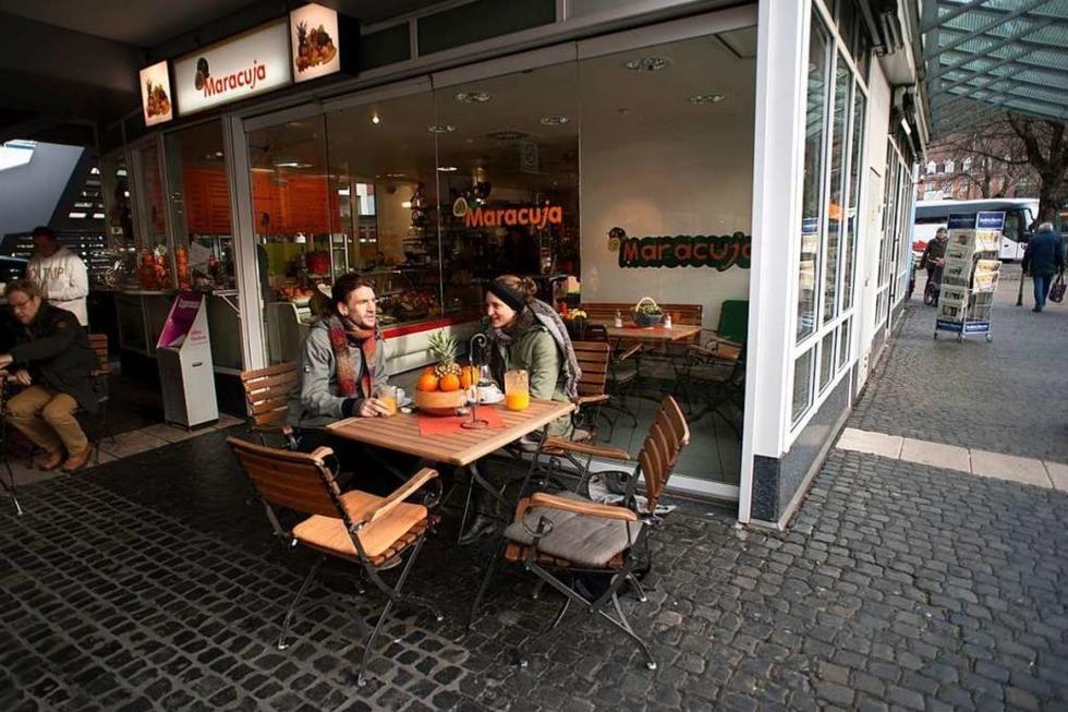 Marajuca-Kiosk (Karlsbau) - Freiburg