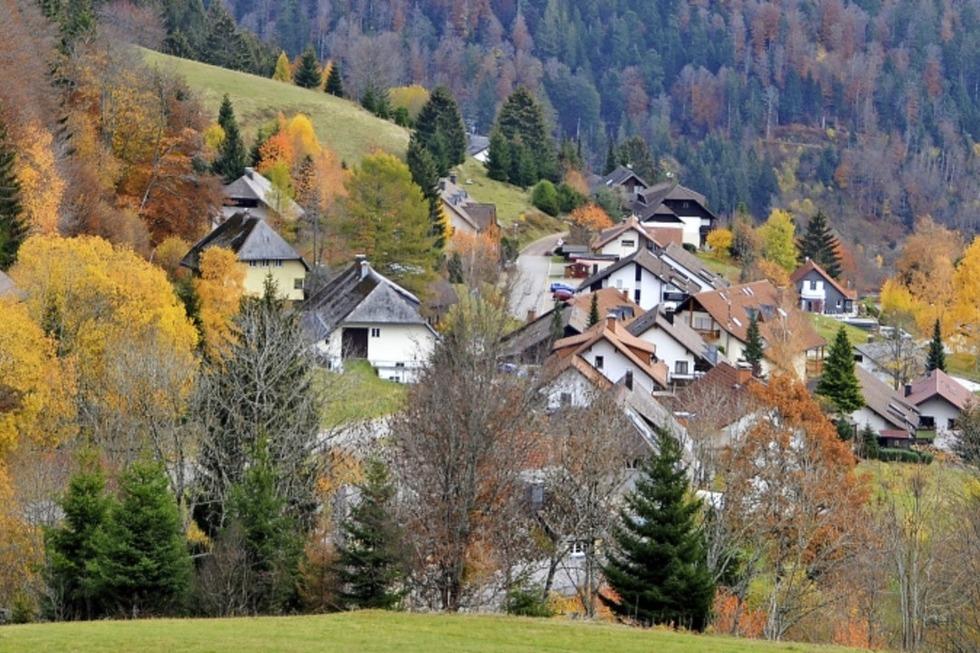 Ortsteil Mättle - Todtmoos