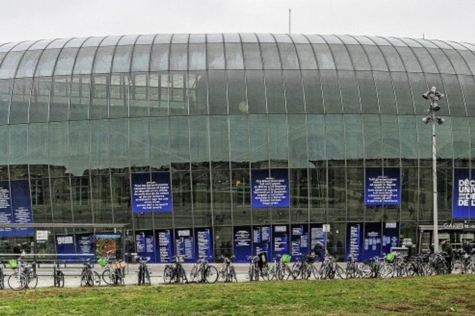 Gare Centrale de Strasbourg (Bahnhof Straßburg) - Straßburg