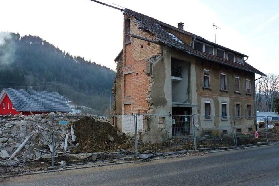 Jugendherberge (Schönenbuche, abgerissen) - Schönau