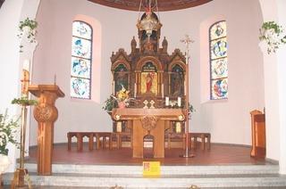 Pfarrkirche St. Wendelin (Altglashütten)