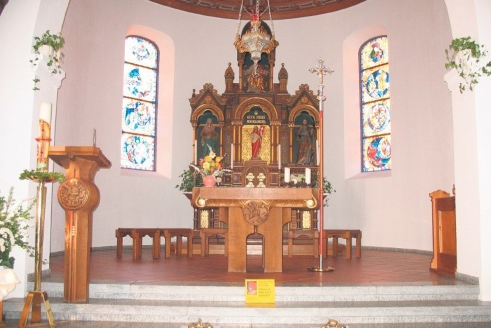 Pfarrkirche St. Wendelin (Altglashütten) - Feldberg
