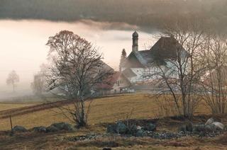Pfarrkirche St. Georg und Cyrill (Unteribach)