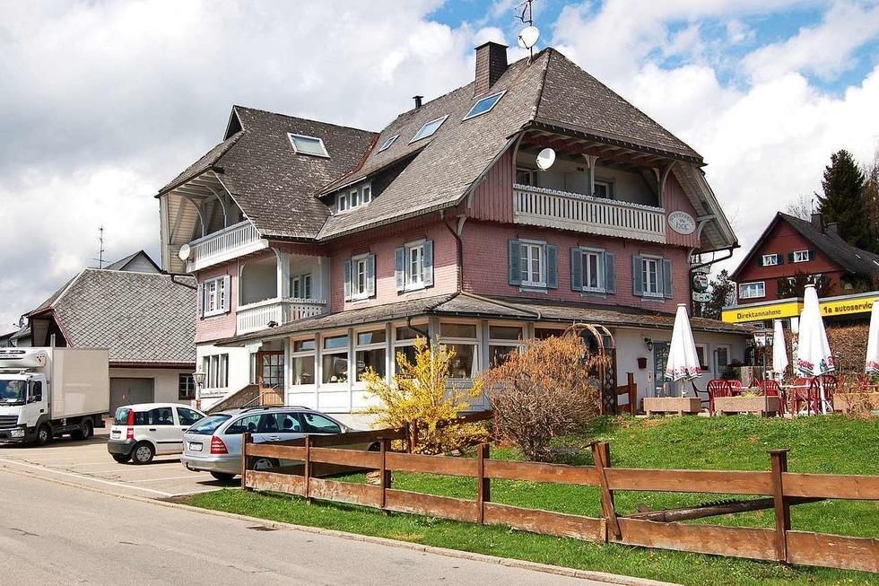 Landgasthaus Bonndorfer Hof (geschlossen) - Bonndorf